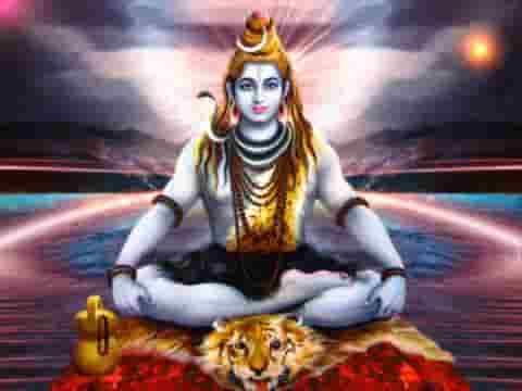 मन शिव में ऐसे रमा है ये भूल गए हम कहा है भजन लिरिक्स