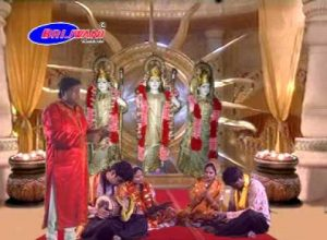 आओ बसाये मन मंदिर में झांकी सीताराम की भजन लिरिक्स