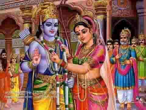 झुक जइयो तनक रघुवीर सिया मेरी छोटी है भजन लिरिक्स