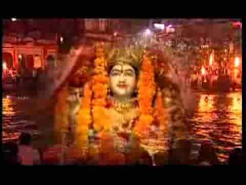 गंगे माँ तेरा द्वारा दुनिया मे सबसे प्यारा भजन लिरिक्स
