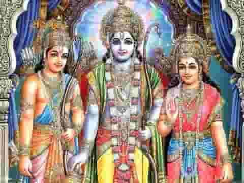 श्री रामायण विसर्जन वंदना